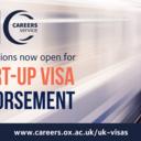 Start up visa endorsement banner