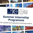 summer internship programme banner announcement