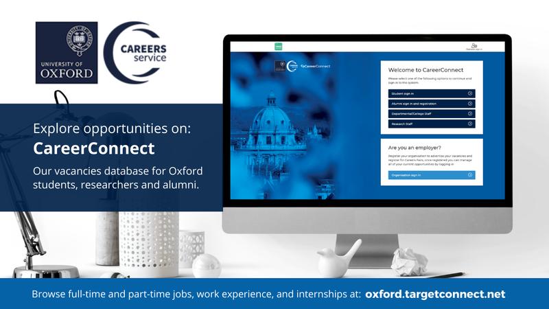 CareerConnect vacancies database