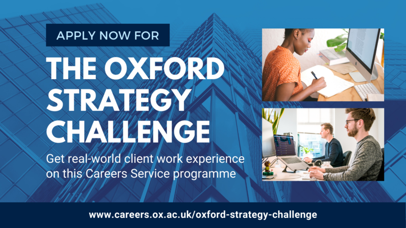 oxford strategy challenge 2021